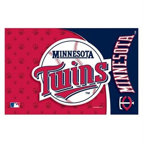 Minnesota Twins Pet Mat