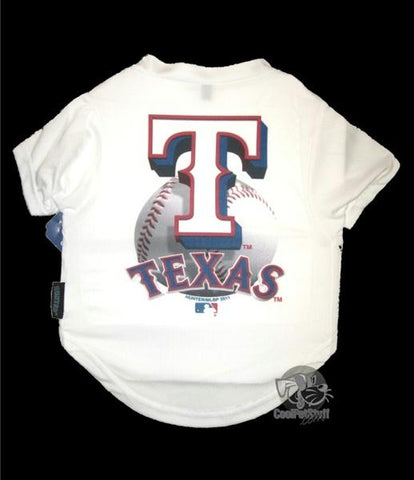 Texas Rangers Performance Tee Shirt