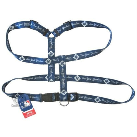 New York Yankees Dog Harness