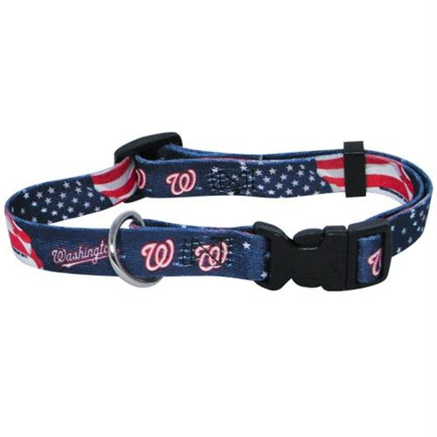 Washington Nationals Pet Collar