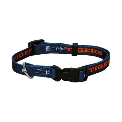 Detroit Tigers Pet Collar