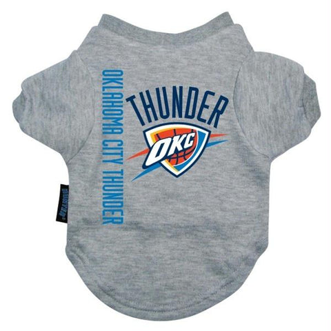 Oklahoma City Thunder Pet T-Shirt