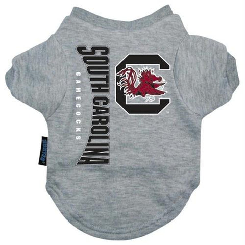 South Carolina Gamecocks Pet Tee Shirt