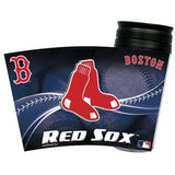 Boston Red Sox Acrylic Tumbler w- Lid