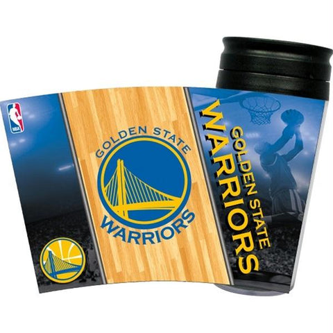 Golden State Warriors Acrylic Tumbler w- Lid