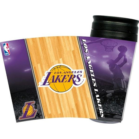 Los Angeles Lakers Acrylic Tumbler w- Lid