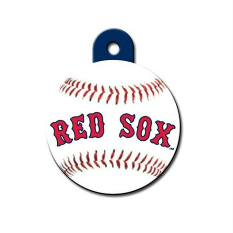 Boston Red Sox Circle ID Tag
