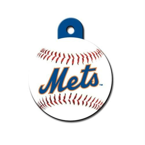 New York Mets Circle ID Tag