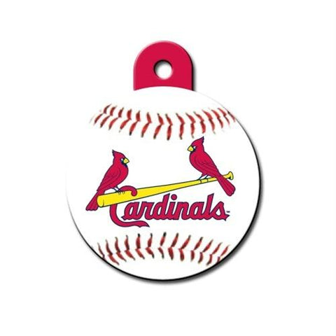 St. Louis Cardinals Circle ID Tag