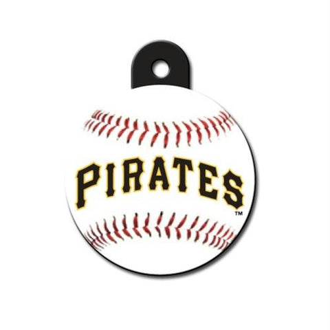 Pittsburgh Pirates Circle ID Tag