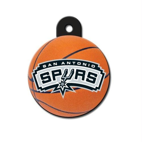 San Antonio Spurs Circle ID Tag