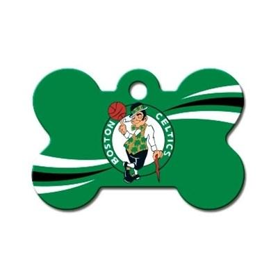 Boston Celtics Bone ID Tag