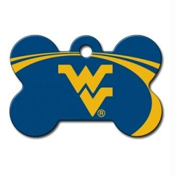 West Virginia Bone ID Tag