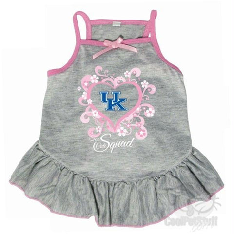 "Kentucky Wildcats ""Too Cute Squad"" Pet Dress"