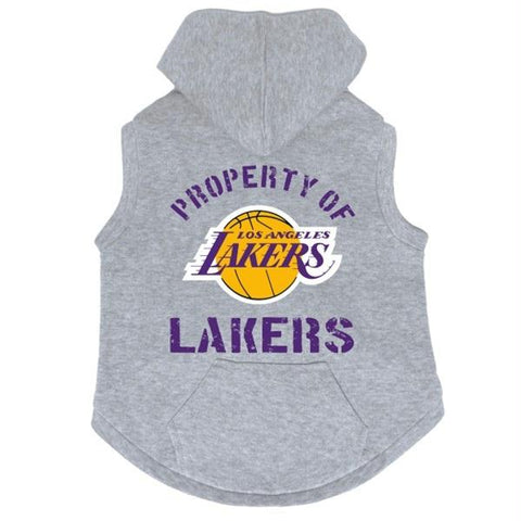 Los Angeles Lakers Pet Hoodie Sweatshirt