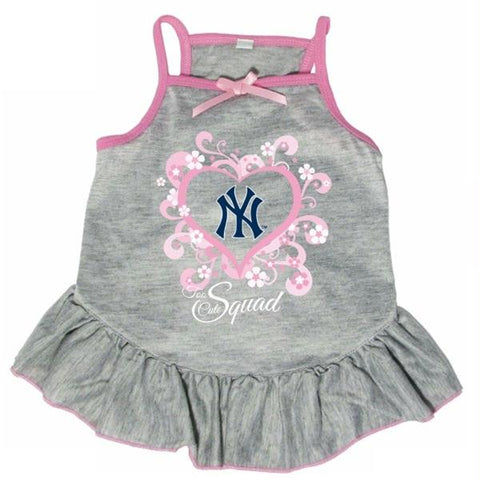 "New York Yankees ""Too Cute Squad"" Pet Dress"
