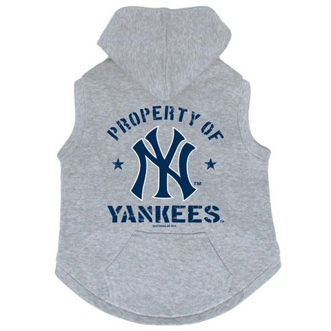 New York Yankees Pet Hoodie Sweatshirt