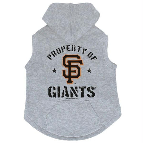 San Francisco Giants Pet Hoodie Sweatshirt