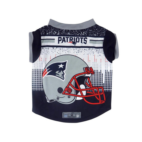 New England Patriots Pet Performance Tee