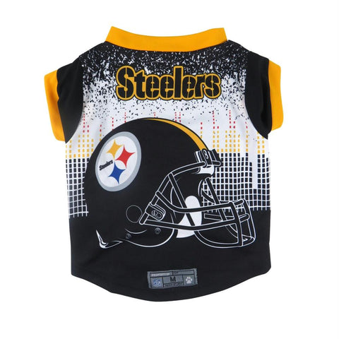Pittsburgh Steelers Pet Performance Tee