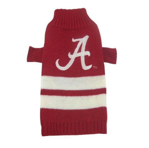 Alabama Crimson Tide Pet Sweater