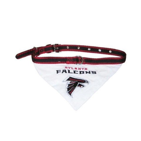 Atlanta Falcons Dog Collar Bandana