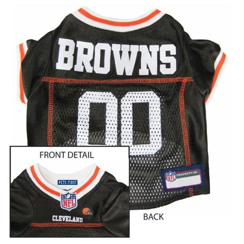 Cleveland Browns Dog Jersey
