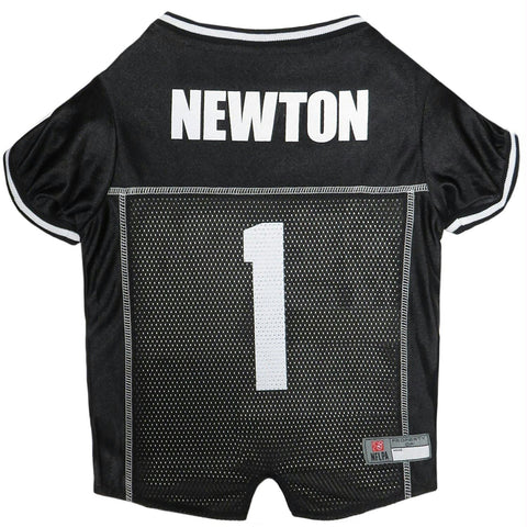 Carolina Panthers - Cam Newton #1 Pet Jersey