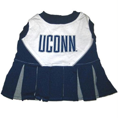 UConn Huskies Cheerleader Pet Dress