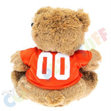 Denver Broncos Teddy Bear Pet Toy