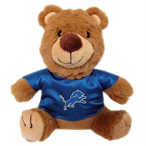 Detroit Lions Teddy Bear Pet Toy