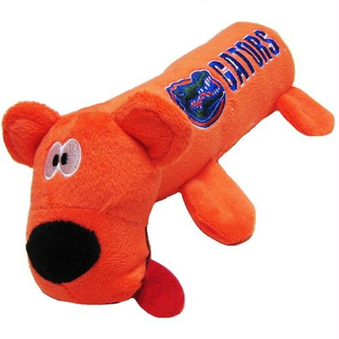 Florida Gators Plush Tube Pet Toy