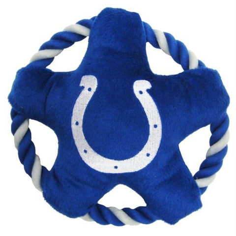 Indianapolis Colts Star Rope Disk