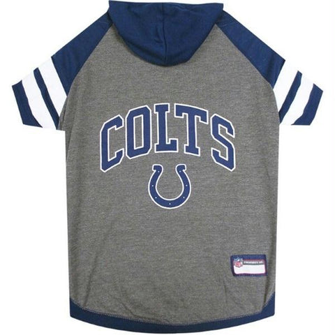 Indianapolis Colts Pet Hoodie T-Shirt