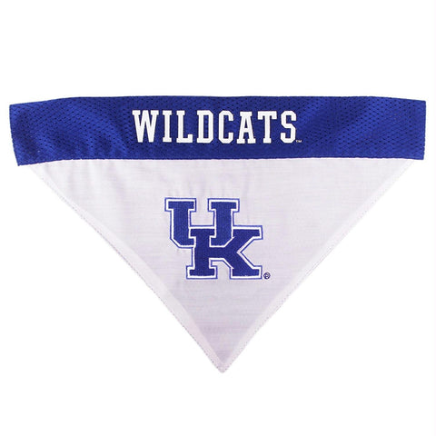 Kentucky Wildcats Pet Reversible Bandana
