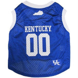 Kentucky Wildcats Pet Basketball Tank Jersey