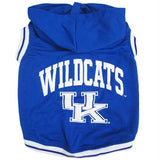 Kentucky Wildcats Pet Sleeveless Hoodie