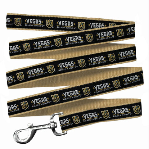 Vegas Golden Knights Pet Leash by Pets First