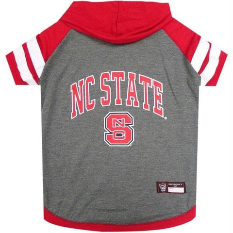NC State Wolfpack Pet Hoodie T-Shirt
