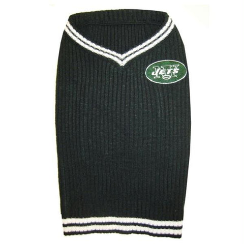 New York Jets Dog Sweater