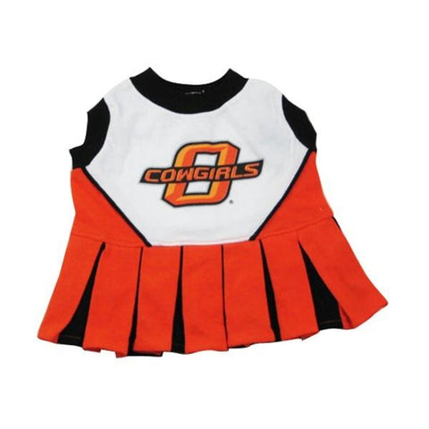 Oklahoma State Cheerleader Dog Dress
