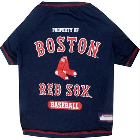 Boston Red Sox Pet T-shirt - XL