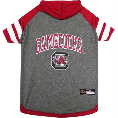 South Carolina Gamecocks Pet Hoodie T-Shirt