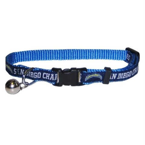 San Diego Chargers Breakaway Cat Collar