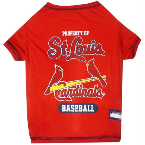 St. Louis Cardinals Pet T-shirt - XL