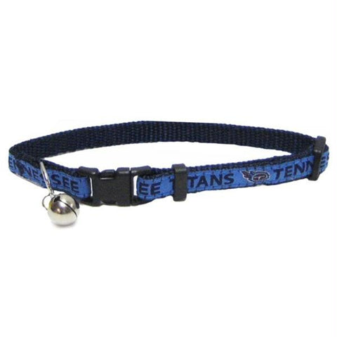Tennessee Titans Breakaway Cat Collar