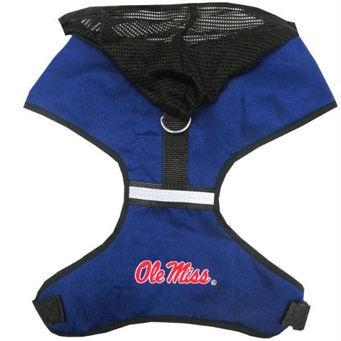 Ole Miss Rebels Pet Hoodie Harness