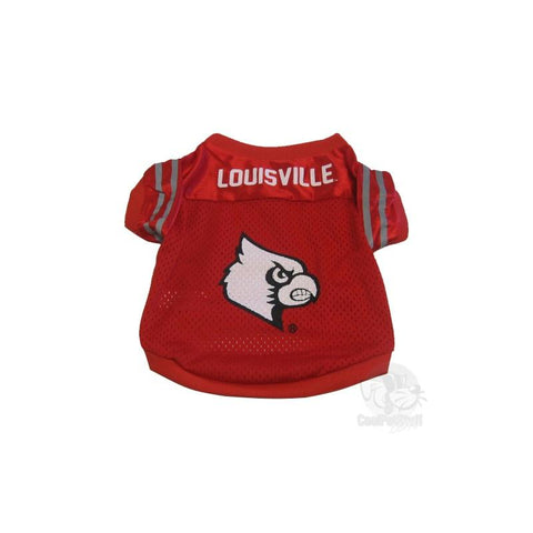 Louisville Cardinals Collegiate Pet Jersey