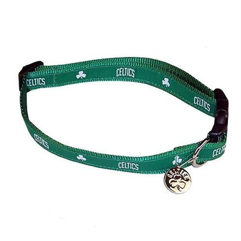 Boston Celtics Alternate Style Pet Collar
