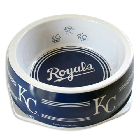 Kansas City Royals Dog Bowl